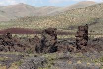 Lava Created Monoliths