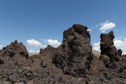 Lava Formed Monoliths
