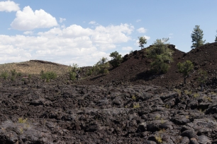 A'a Lava and Cinder Cones