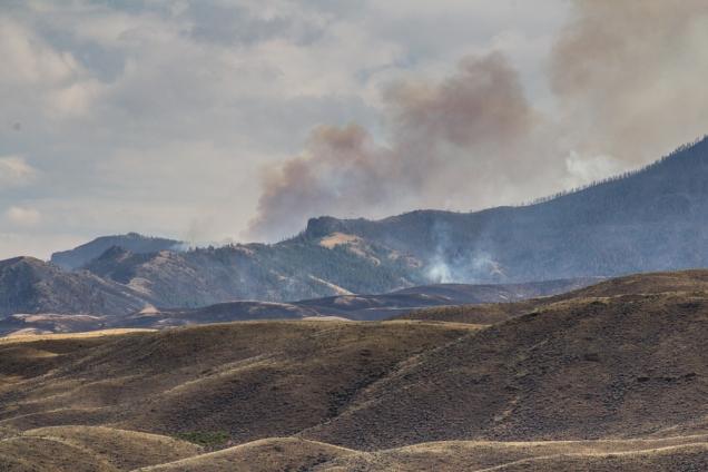 Hills on Fire