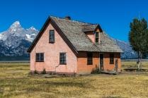 Mormon Row Settlement House