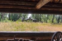 From Barn Toward Noble Cabin