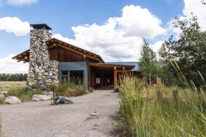 LSR Visitor Center