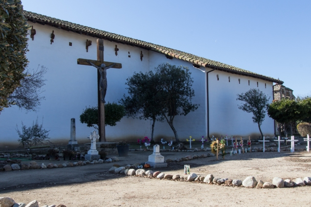 Mission San Miguel Cemetery