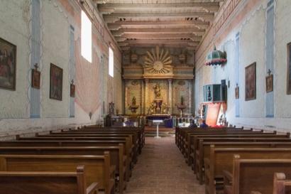 Mission San Miguel Church
