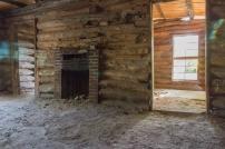 Josie Morris Cabin Interior