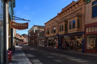 Bisbee Street Scene