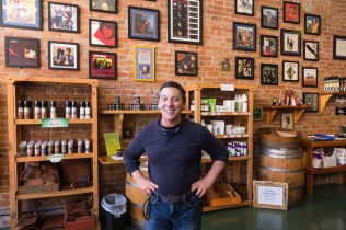 Robert Kravitz at Bisbee Olive Oil