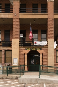 Bisbee Post Office
