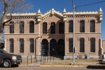 Old Presidio Jail Marfa TX