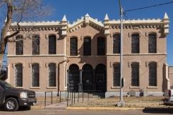 Old Presidio Jail Marfa TX