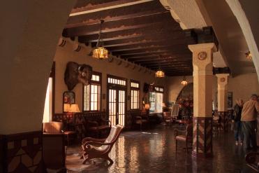 Hotel Paisano Lobby