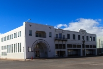 The Brite Building Marfa TX
