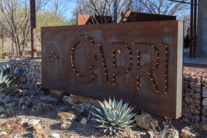 The Capri in Marfa TX