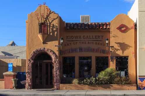 Kiowa Gallery Alpine TX