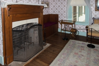 Parlor of the Johnson Home