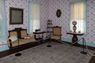 Parlor of the Johnson House