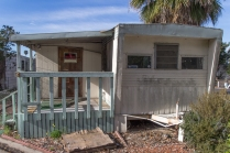 Abandoned Mobile Homes