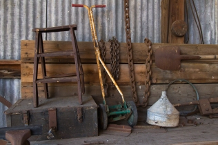 Barn Tools and Equipment