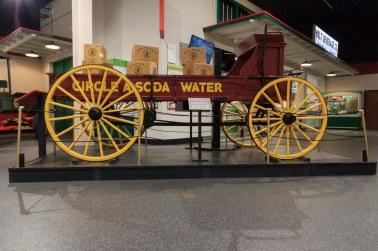 Circle A Soda Water Wagon